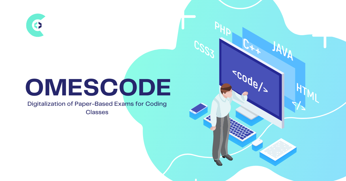 "OMNESCODE – ""Digitalization of Paper-Based Exams for Coding Classes"""